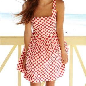 Delia's Cotton Polka Dot Dress